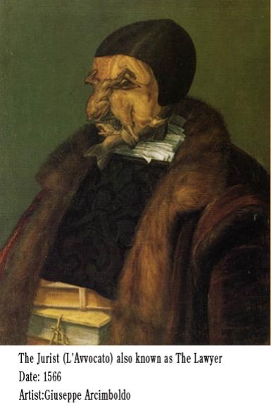 Arcimboldo Jurist